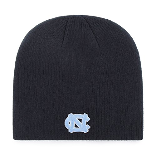 - OTS NCAA North Carolina Tar Heels Beanie Knit Cap, Navy, One Size
