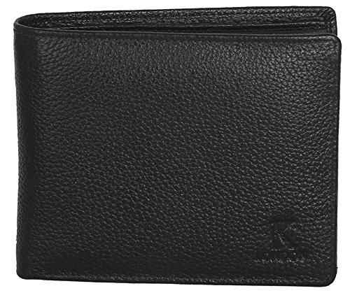 K London Men's Wallet Black-538_black