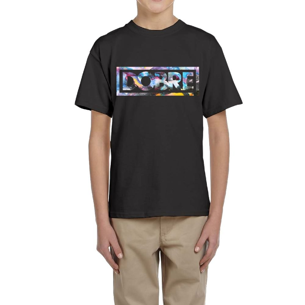 Young Dobre Brothers Summer Fashion Cotton Travel Short Sleeves Tee Shirt Gift M
