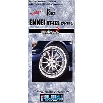 1/24 LA * series de ruedas TW28 18inch Enkei NT-03: Amazon.es: Juguetes y juegos