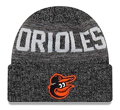 New Era Baltimore Orioles MLB Crisp Colored Cuffed Knit Hat