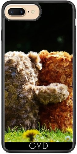 Coque Silicone pour Iphone 7 Plus / 8 Plus - Teddy Baer Jouet Enfant Teddies by Grab My Art