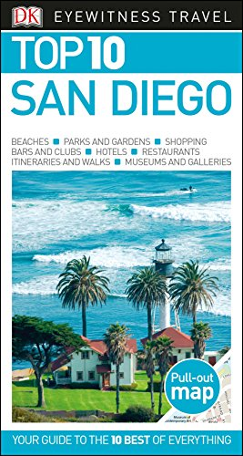 Top 10 San Diego (Pocket Travel Guide)