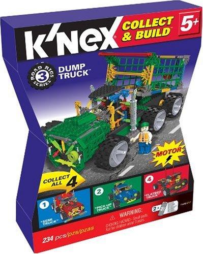 K'Nex Dump Truck (Knex Truck)