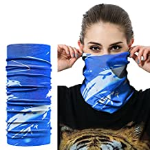 AODEW Outdoor Sport Face Mask Headband Tube Mask Anti-wind UV Protection for Fishing, Hiking, Running, Motorcycling