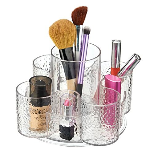 mDesign Textured Cosmetic Organizer Products