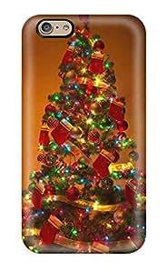 AmandaMichaelFazio Premium Protective Hard Case For Iphone 6- Nice Design - Christmas Tree