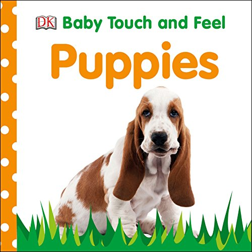 (Baby Touch and Feel: Puppies)