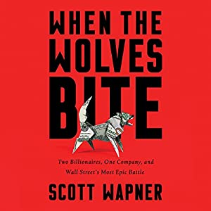by Scott Wapner (Author, Narrator), Hachette Audio (Publisher)  Buy new: $29.65$25.94