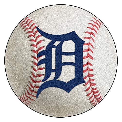 - FANMATS 6381 MLB - Detroit Tigers Baseball Mat