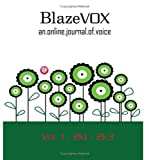 BlazeVOX : An Online Journal of Voice, Geoffrey Gatza, 1934289477