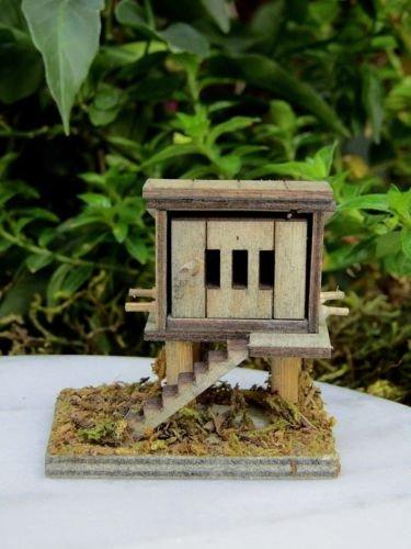 Co Op Garden Furniture Amazon miniature dollhouse fairy garden furniture micro mini miniature dollhouse fairy garden furniture micro mini wood wooden chicken coop by ieyine store workwithnaturefo