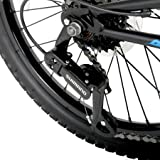 "20"" Black Hyper Shocker Bike Bundle with"