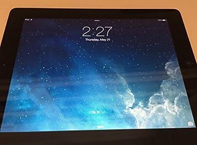 Apple iPad 2 MC954LL/A 16GB with Wi-Fi (Black)