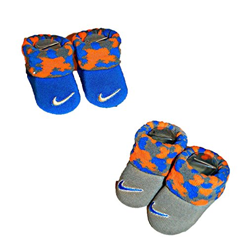 Nike Booties - Nike Infant Boy's 2-Pair Booties, 0-6 Months