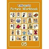 Tom's World ピクチャーワークブック05 (児童英検対策や小学校英語Hi, friends!とともに学ぶ教材としてピッタリ) [おもちゃ&ホビー]