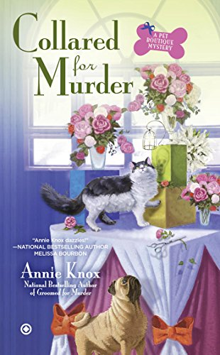 Collared For Murder (A Pet Boutique Mystery)