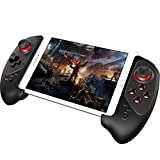 GEEKLIN Wireless Bluetooth Game Controller Gamepad for iPhone iPod iPad iOS System, Samsung Galaxy Note HTC LG Android Tablet PC
