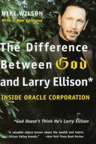 The Difference Between God And Larry Ellison   God Doesnt Think Hes Larry Ellison