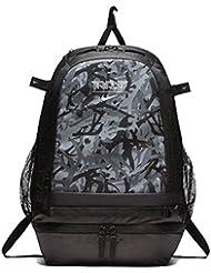 Nike Trout Vapor Baseball Backpack - Black/Black-White