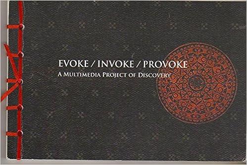 Evoke / Invoke / Provoke - A Multimedia Project of Discovery: Judy
