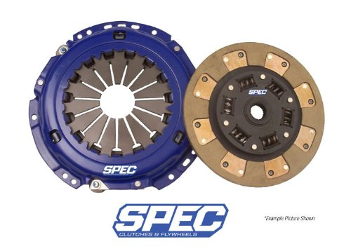 Lancer Stage - SPEC SM882-3 Clutch Kit (08-10 Mitsubishi Lancer GTS 2.4L (non-turbo) Stage 2 )