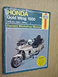img - for Honda Gl1500 Gold Wing Owners Workshop Manual: Models Covered : Honda Gl1500 Gold Wing, 1502 Cc. 1988 Through 1998 (Haynes Owners Workshop Manuals) book / textbook / text book