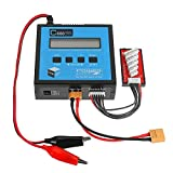 MAUBHYA Power Genius PG C606 60W 6A Lipo Battery Balance Charger Support 4.35-4.40V LiHV