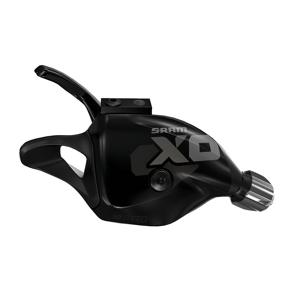 SRAM X0 Trigger Shifter for 10-Speed Systems, Black, 10-Speed Rear by SRAM