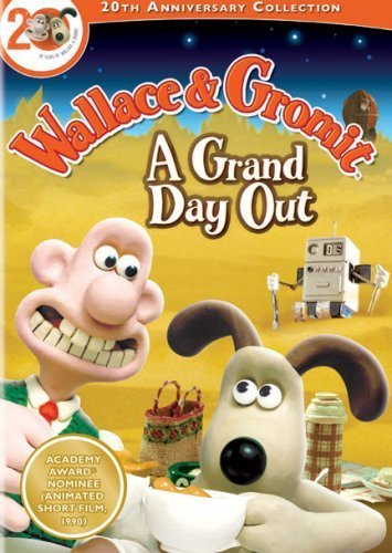 Wallace and Gromit: A Grand Day Out by Lyons / Hit Ent.