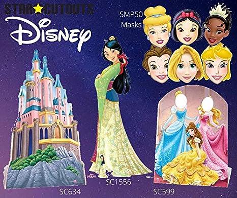 Le Ch/âteau De Disney 175 X 100 Cm Figurine G/éante Star Cutouts Stsc634