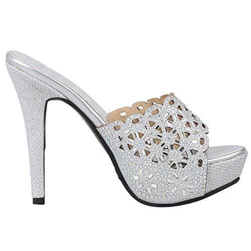Femme JYshoes Mules JYshoes Silber Mules Silber Mules Mules Silber Femme JYshoes Silber Femme Mules JYshoes Femme JYshoes fgFnqPnE