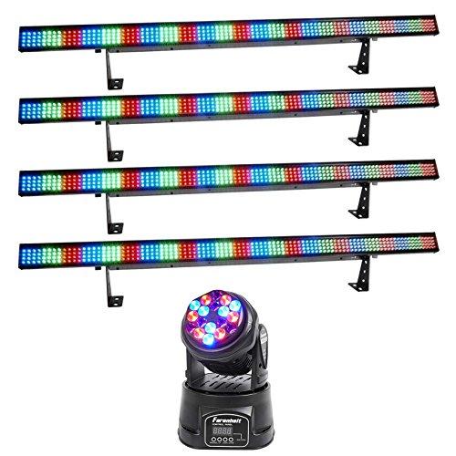 Chauvet Colorstrip Led Strip Light - 7