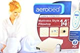Aerobed Luxury Collection Mattress Style 14'' Pillowtop Full Size