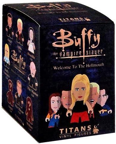 "Titans BUFFY THE VAMPIRE SLAYER Mini Series VAMPIRE BUFFY 3/"" Vinyl Action Figure"