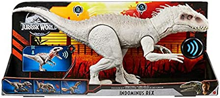 Jurassic World Destroy N Devour Indominus Rex Action Figure Dinosaur Toy Collect