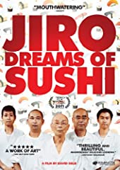Jiro Dreams of Sushi is the story of 85-year-old Jiro Ono, considered by many to be the world's greatest sushi chef. He is the proprietor of Sukiyabashi Jiro, a 10-seat, sushi-only restaurant inauspiciously located in a Tokyo subway station. ...