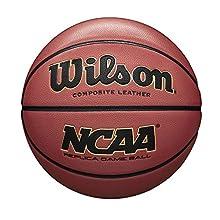 """Wilson NCAA Replica Game Basketball, Official - 29.5"""""""