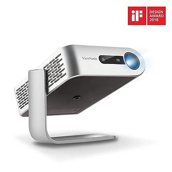 Amazon.com: ViewSonic - Proyector portátil inteligente Wi-Fi ...