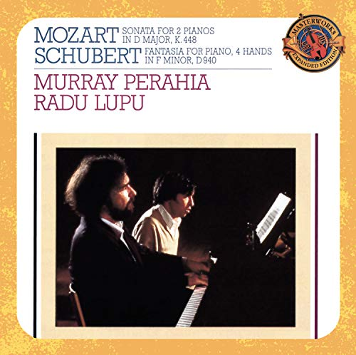 (Mozart & Schubert: Works for Piano Duo (Expanded)
