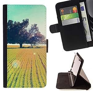 For Samsung Galaxy J3(2016) J320F J320P J320M J320Y Case , Été - la tarjeta de Crédito Slots PU Funda de cuero Monedero caso cubierta de piel