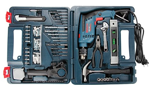 Bosch GSB 13 RE Reversible Professional Impact Plastic Drill, 600 watts, 13mm (Green) Price & Reviews