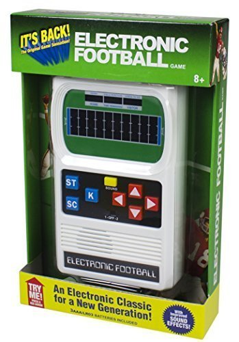 Classic Football Electronic Game