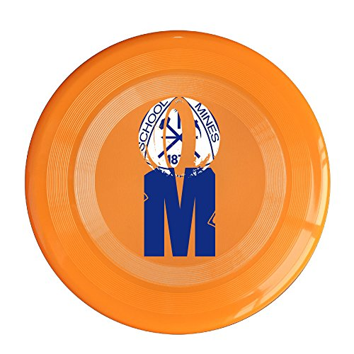 ZZYY Fashion Ultimate Sport Comfortable Boys Disc Sports Colorado School Of Mines Single Unit ()
