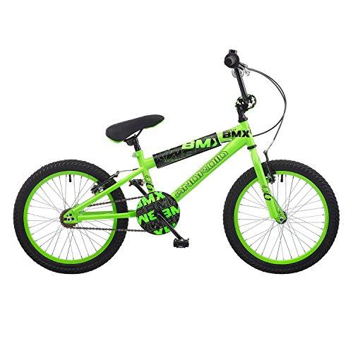 16 oder 18 oder 20 Zoll Concept Android Kinder und Jugend BMX, Radgröße:18 zoll