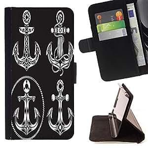Dragon Case - FOR HTC One M8 - a doer of deeds - Caja de la carpeta del caso en folio de cuero del tir¨®n de la cubierta protectora Shell