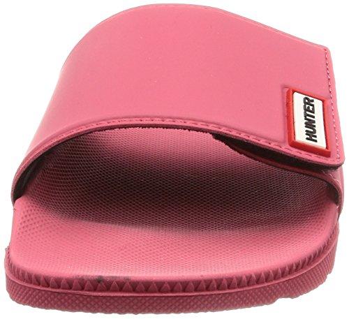 Hunter Womens Adjustable Slide Peony Slide Sandals Sliders Size 5 QB7rm