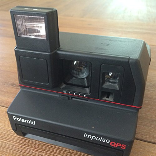 Polaroid IMPULSE QPS Instant Camera***