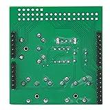 MIDI Shield Breakout Board, MIDI Adapter Board for