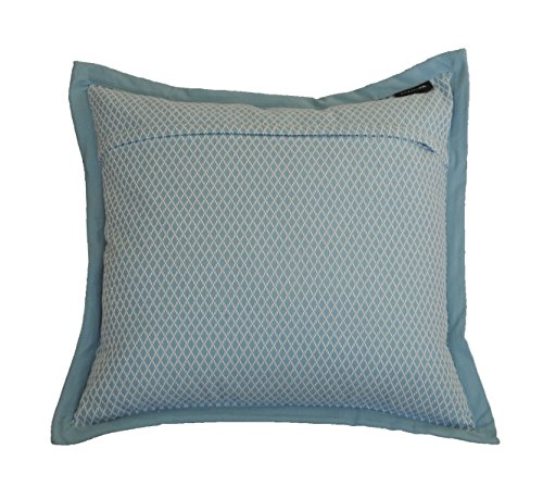 80%OFF AM Home 0745 Diamond Stitch Pillow with Flange Edge